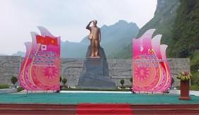 Tổng Công ty KS - Vinacomin: Kỷ niệm 55 năm Ngày Bác Hồ về thăm Mỏ thiếc Tĩnh Túc